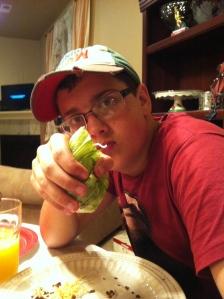 The original lettuce bomb!